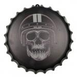 Tampa grande skull preta