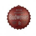 Tampa pequena Budweiser