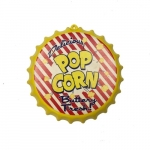 Tampa pequena pop corn