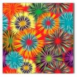 Tela Arabesco Colorida Impressão em Tecido