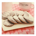 Tela Cookies - Impressão Digital - 40x40 cm