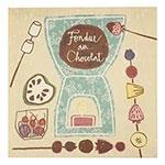 Tela Fondue de Chocolate