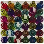 Tela Impressa 36 Garrafas Fullway - 50x50 cm