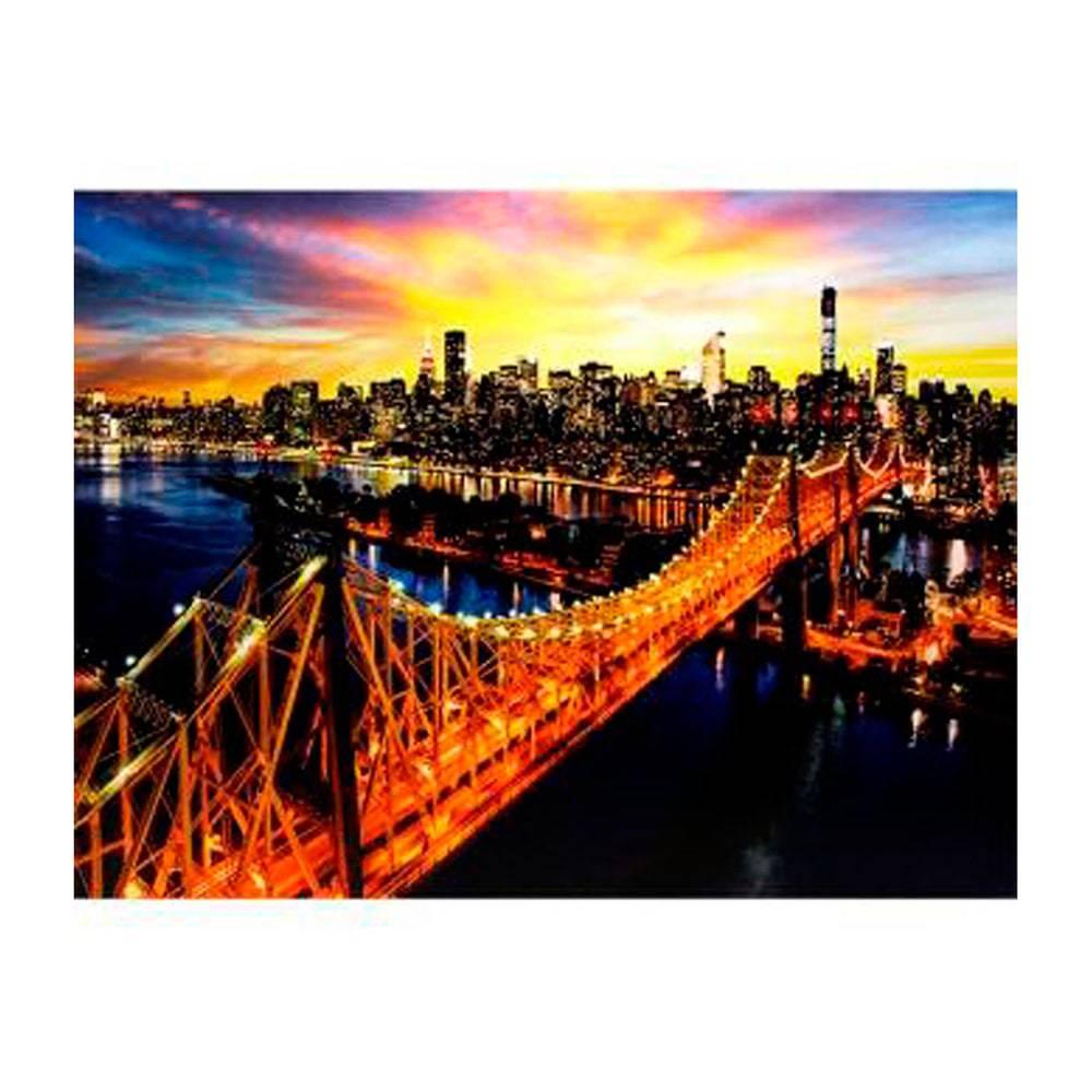 Tela Impressa Bridge Fullway - 120x158x4 cm