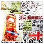 Tela Impressa Fotos London Fullway