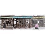 Tela Impressa Le Caveau de Lisle Fullway - 30x100 cm