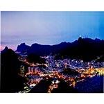 Tela Impressa com LEDs Panorama Rio de Janeiro Fullway - 150x190 cm