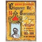 Tela Impressa Liqueur de Caramel Fullway - 40x30 cm