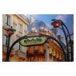 Tela Impressa Metropolitan Fullway - com Led - em MDF