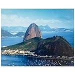 Tela Impressa Pão de Açúcar Rio de Janeiro Fullway - 40x30 cm