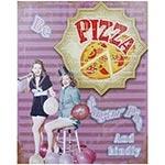 Tela Impressa Pizza Fullway - 50x40 cm