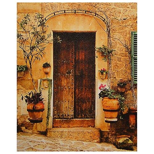 Tela Impressa Porta Casario Fullway - 40x50 cm