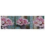Tela Impressa Rosas Peace Dream Fullway - 30x100 cm