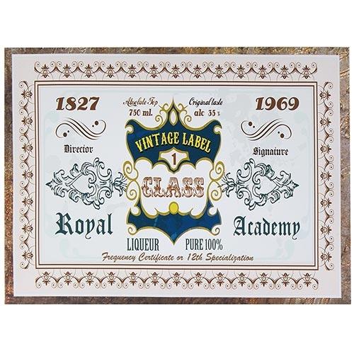Tela Impressa Royal Academy Fullway - 30x40 cm 11