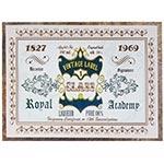 Tela Impressa Royal Academy Fullway