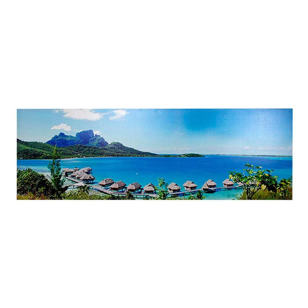 Tela Impressa Summer Bay Fullway - 50x150x3 cm