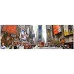 Tela Impressa Times Square 2 Fullway