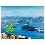 Tela Impressa Vista do Rio de Janeiro Fullway - 40x30 cm