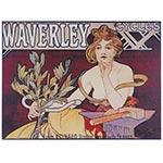 Tela Impressa Waverley Cycle Fullway - 30x40 cm