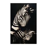 Tela Impressa Zebras África Fullway
