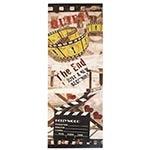 Tela Movies Quiet - Impressão Digital - 90x30 cm