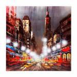 Tela a Óleo New York Avenue Oldway - 110x3,8 cm