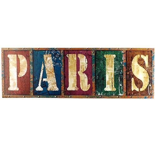 Tela Paris - Impressão Digital - 90x30 cm