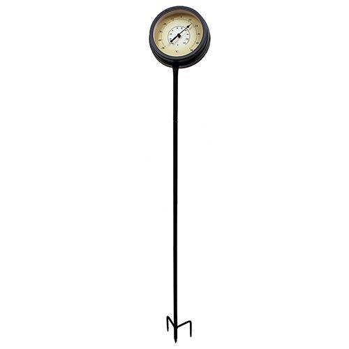 Termômetro com Estaca para Jardim Greenway - 110x16 cm