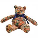 Urso Make Love - Carpe Diem - Colorido Antialérgico em Plush