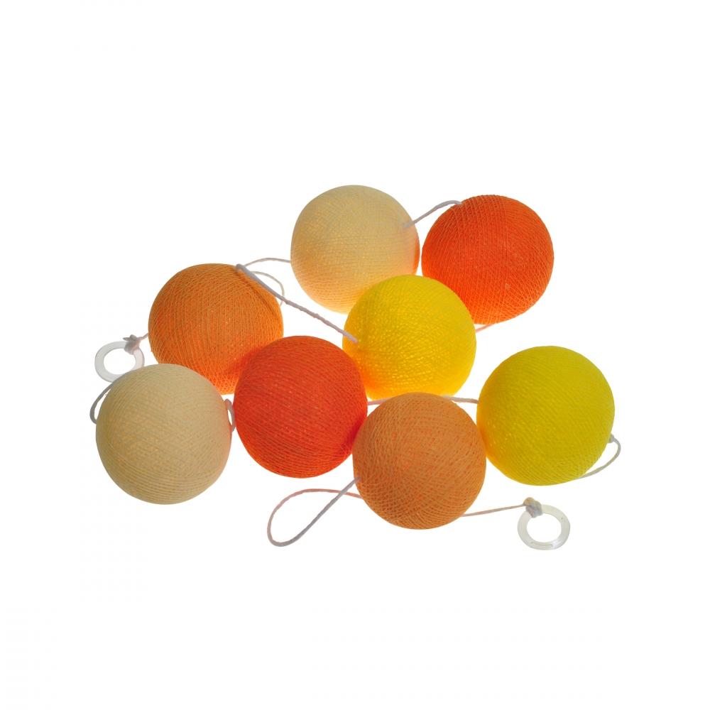 Varal Decorativo Amsterdã 8 bolas