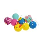 Varal Decorativo Passarinhos 24 bolas