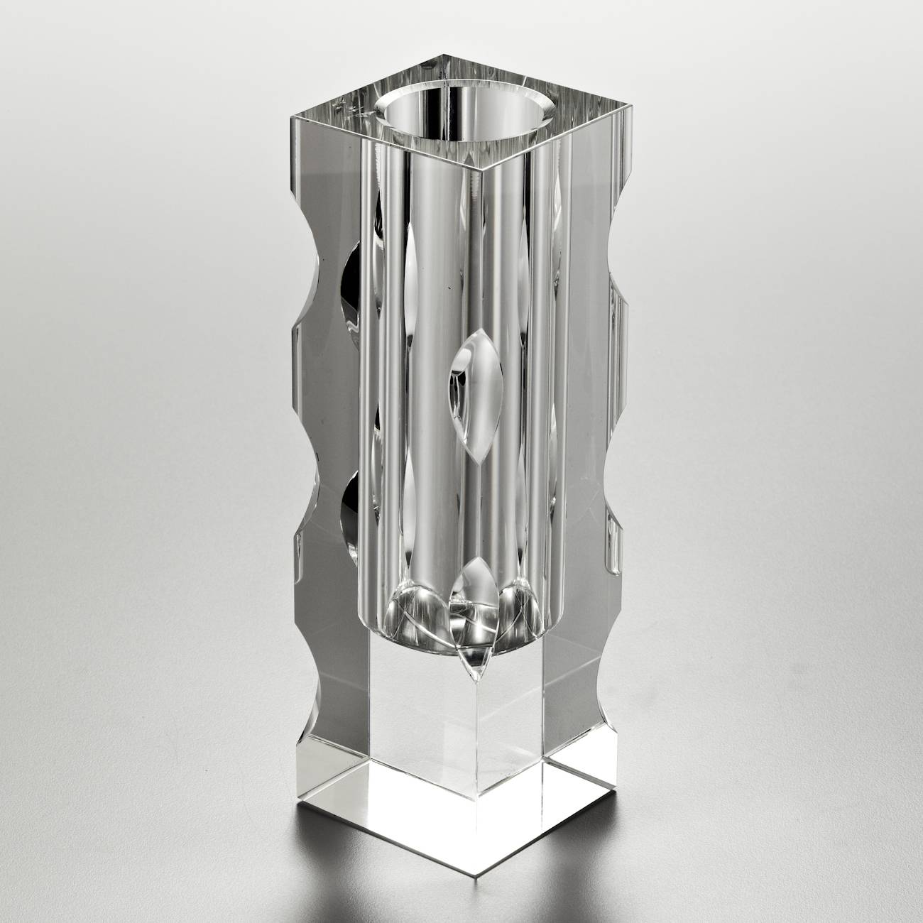Vaso Carol em Vidro - Prestige - 25,5 cm