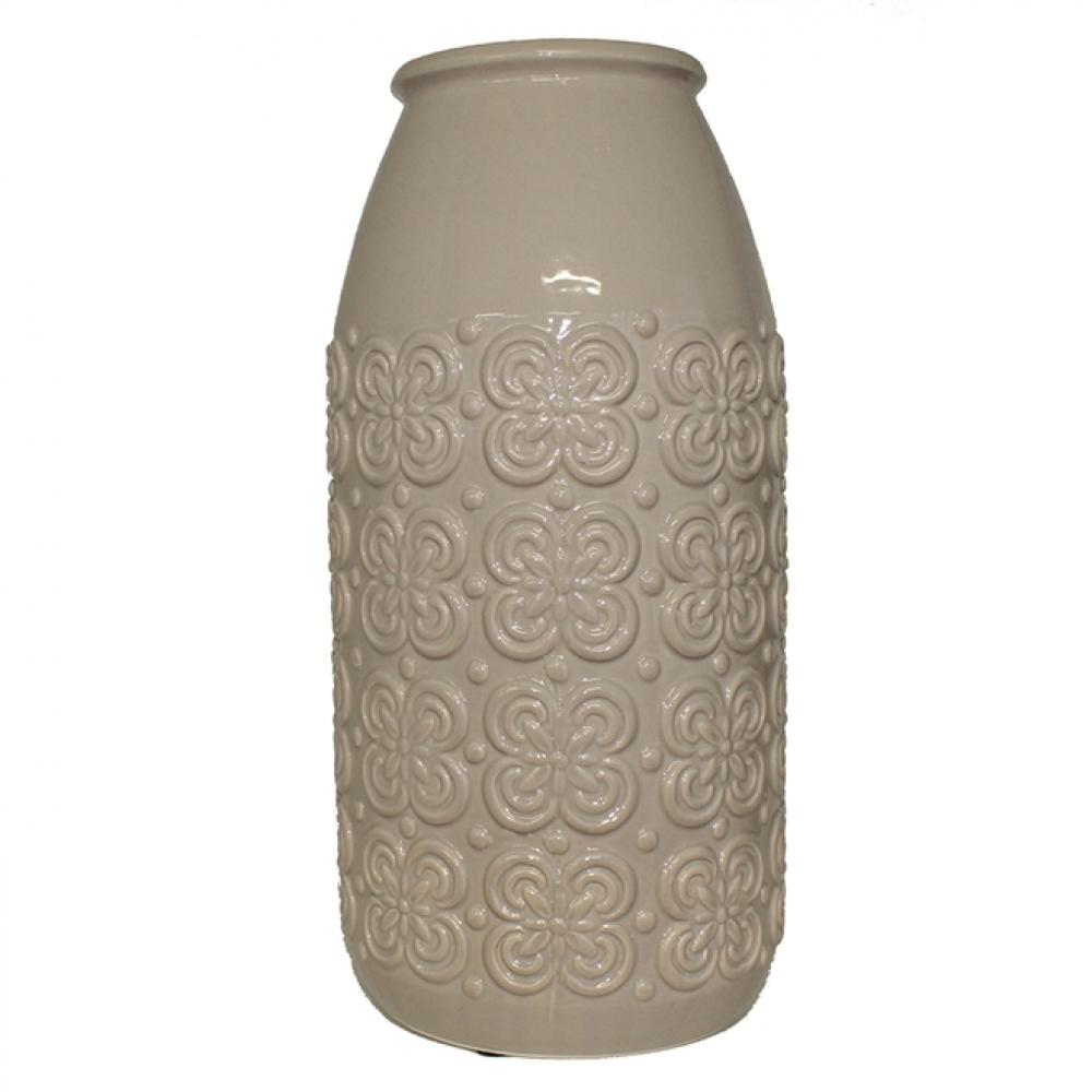 Vaso Cerâmica Camurça G