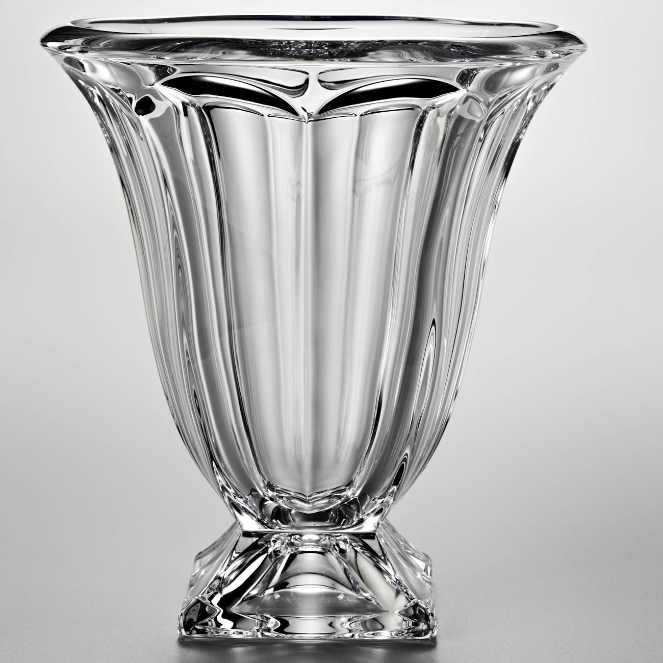 Vaso Arcade em Cristal - Bohemia Crystalite - 27 cm