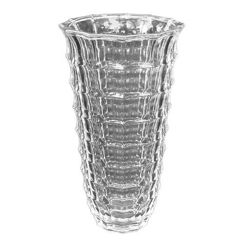 Vaso Dresden Pequeno em Vidro - 24,5x13,5 cm