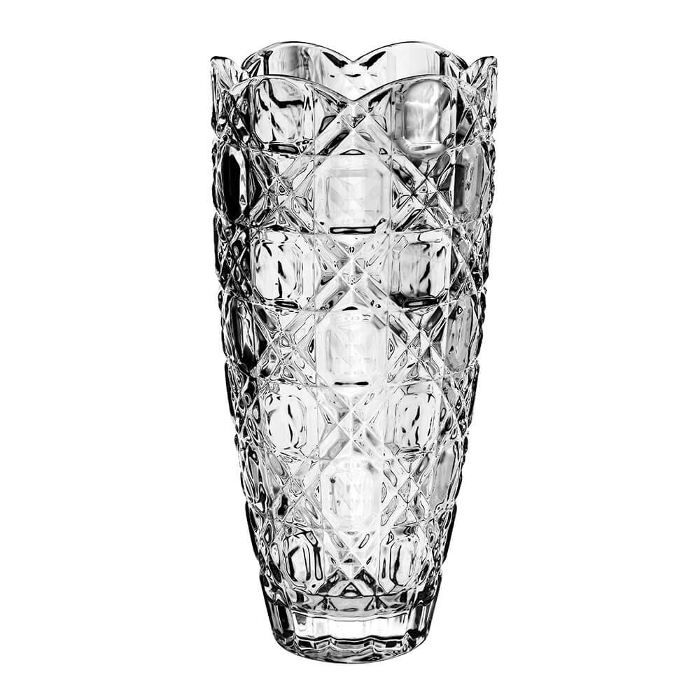 Vaso Lotus em Cristal Ecológico - L Hermitage - 30x15 cm