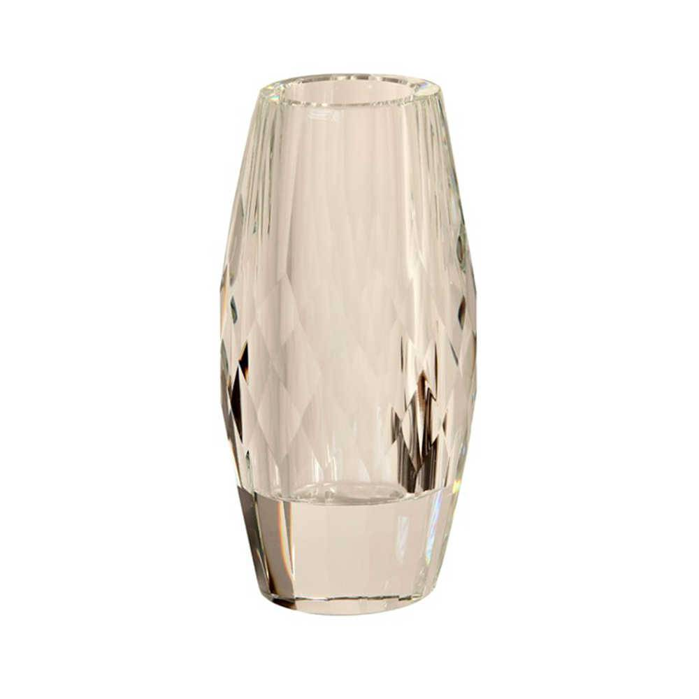 Vaso Lumine em Cristal - 25x12 cm