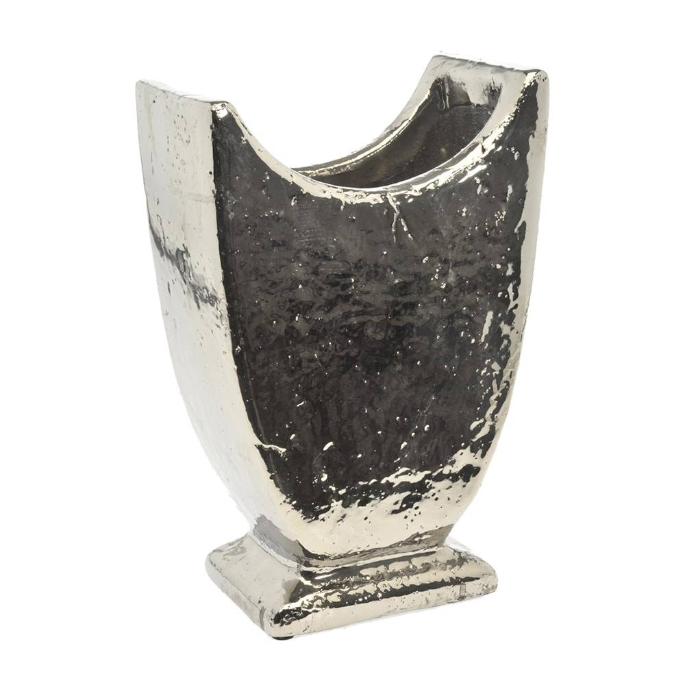Vaso Orient Médio em Cerâmica - 28x19 cm
