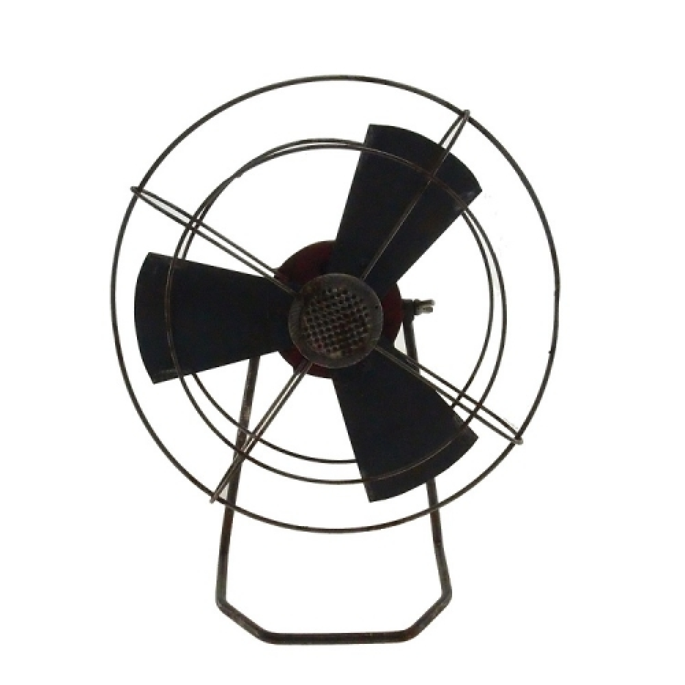 Ventilador retrô base fina
