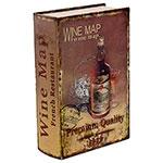 Caixa para Vinhos - 2 Garrafas - Premium Oldway em Madeira