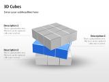 3D Cubes 11