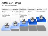 3D Stair Chart 6