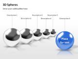3D Spheres 10
