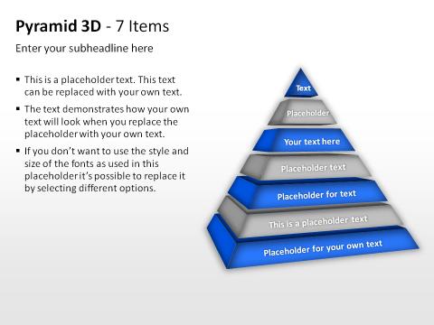 3D Pyramid 14