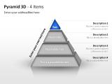 3D Pyramid 20