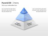 3D Pyramid 27