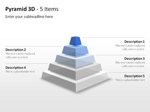 3D Pyramid 69