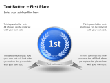 Text Button - First Place 2