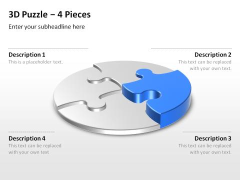 3D Puzzles 23