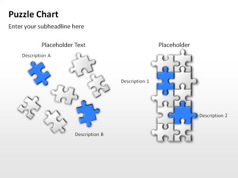 Puzzle Chart 18